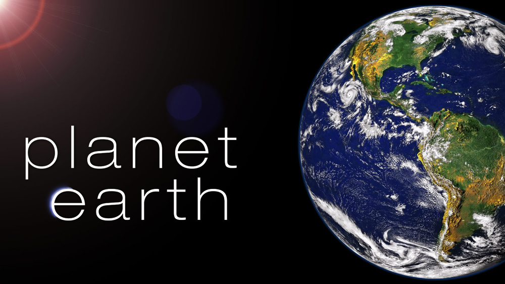 planet earth tv show
