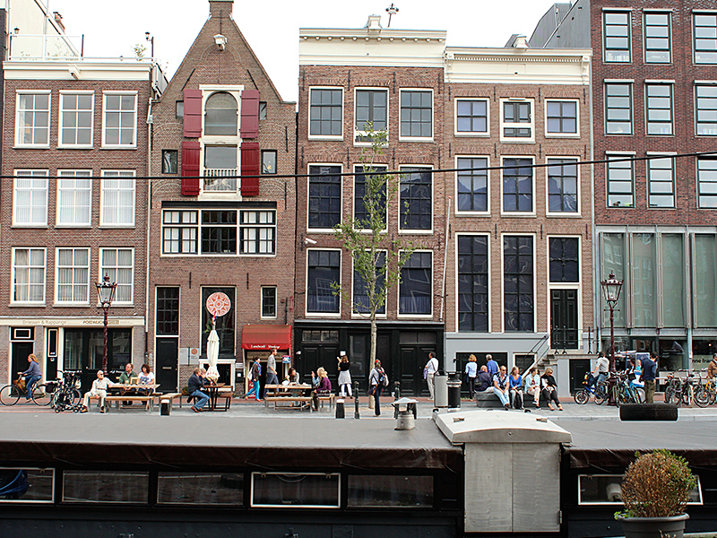 The Top 8 Destinations in Amsterdam