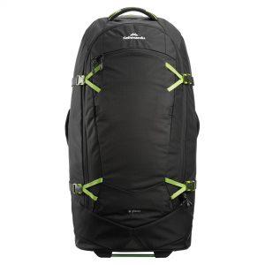 hybrid 70L trolley backpack Kathmandu