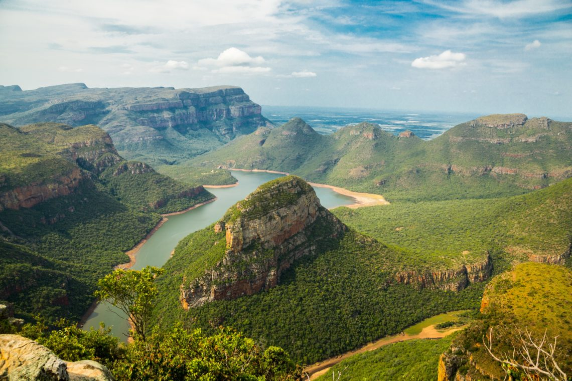 the best places to visit in South Africa