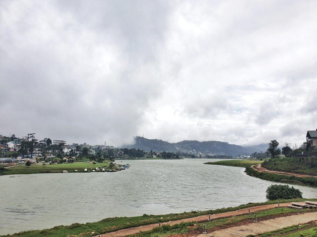 Gregory Lake, Nuwara Eliya, Sri Lanka