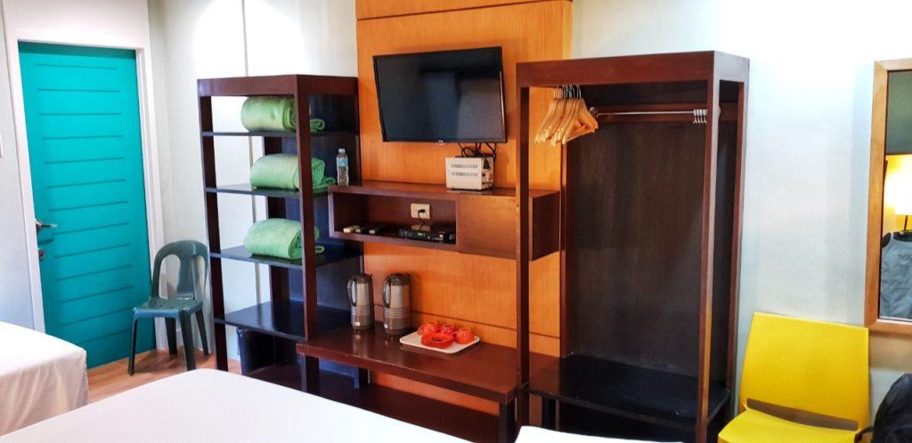 sea cocoon hotel el Nido room