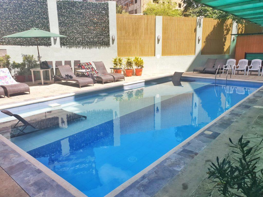 sea cocoon hotel el Nido pool