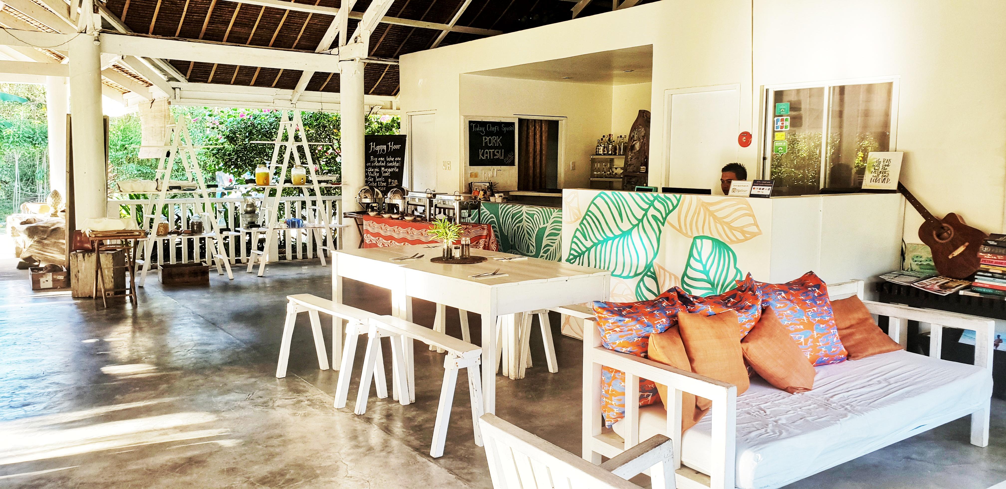 Momo Beach House, Bohol, Philippines