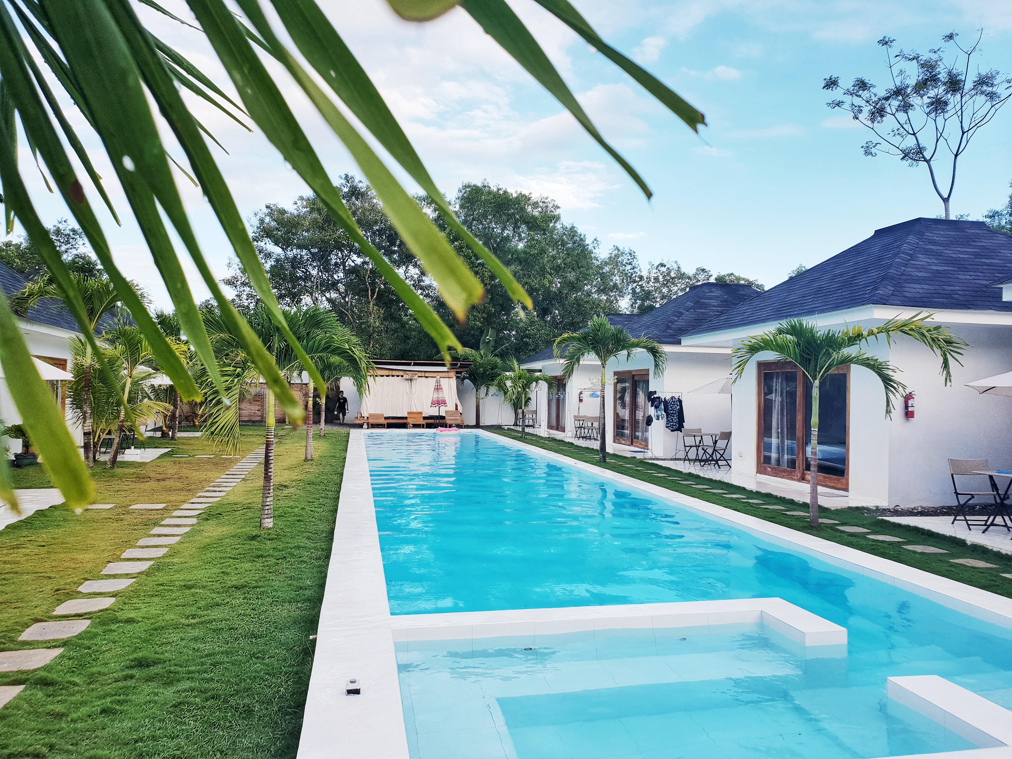 Island World Panglao Pool, Bohol, Philippines