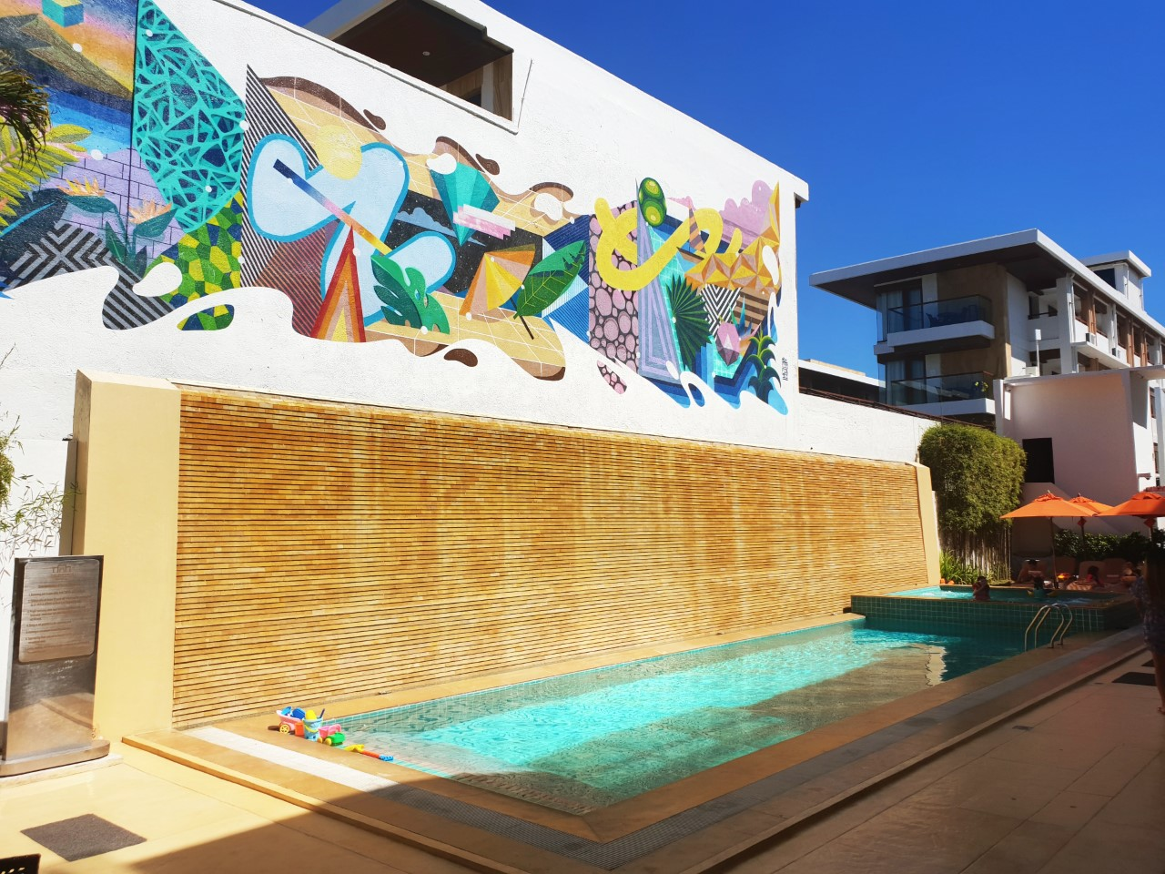 The District Boracay Pool