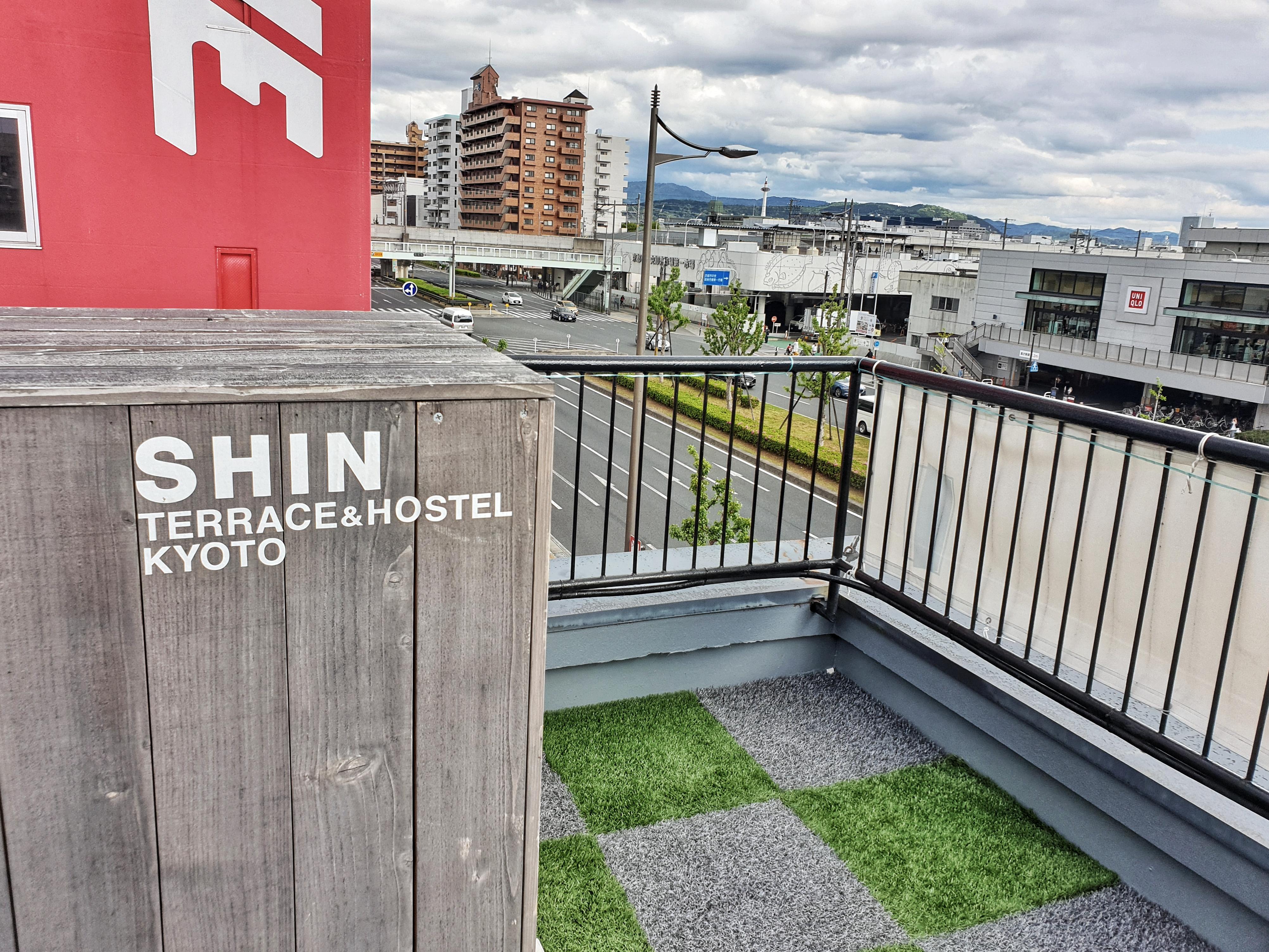 Shin Terrace and Hostel, Kyoto, Japan