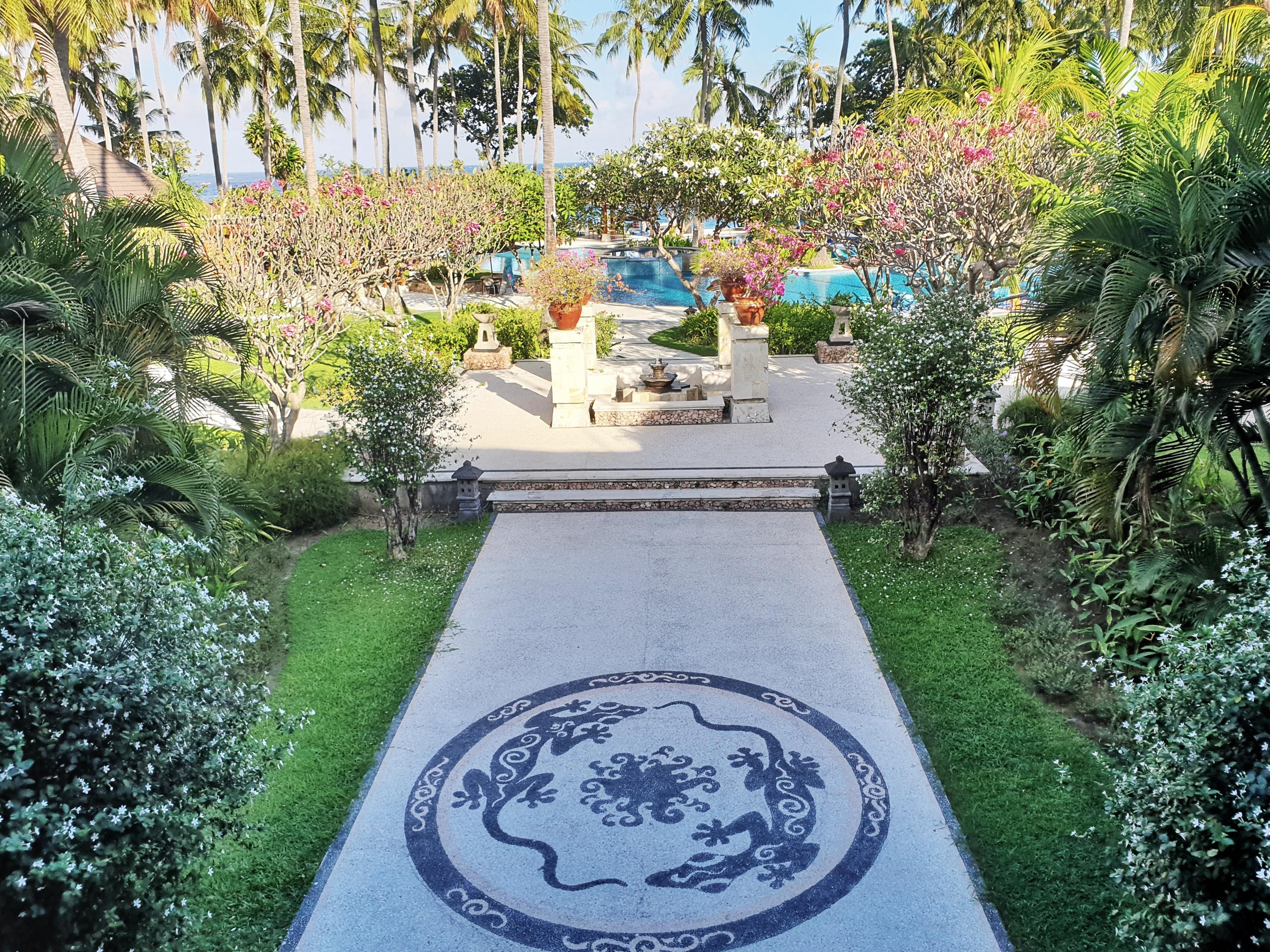 holiday resort Lombok, Lombok, Indonesia