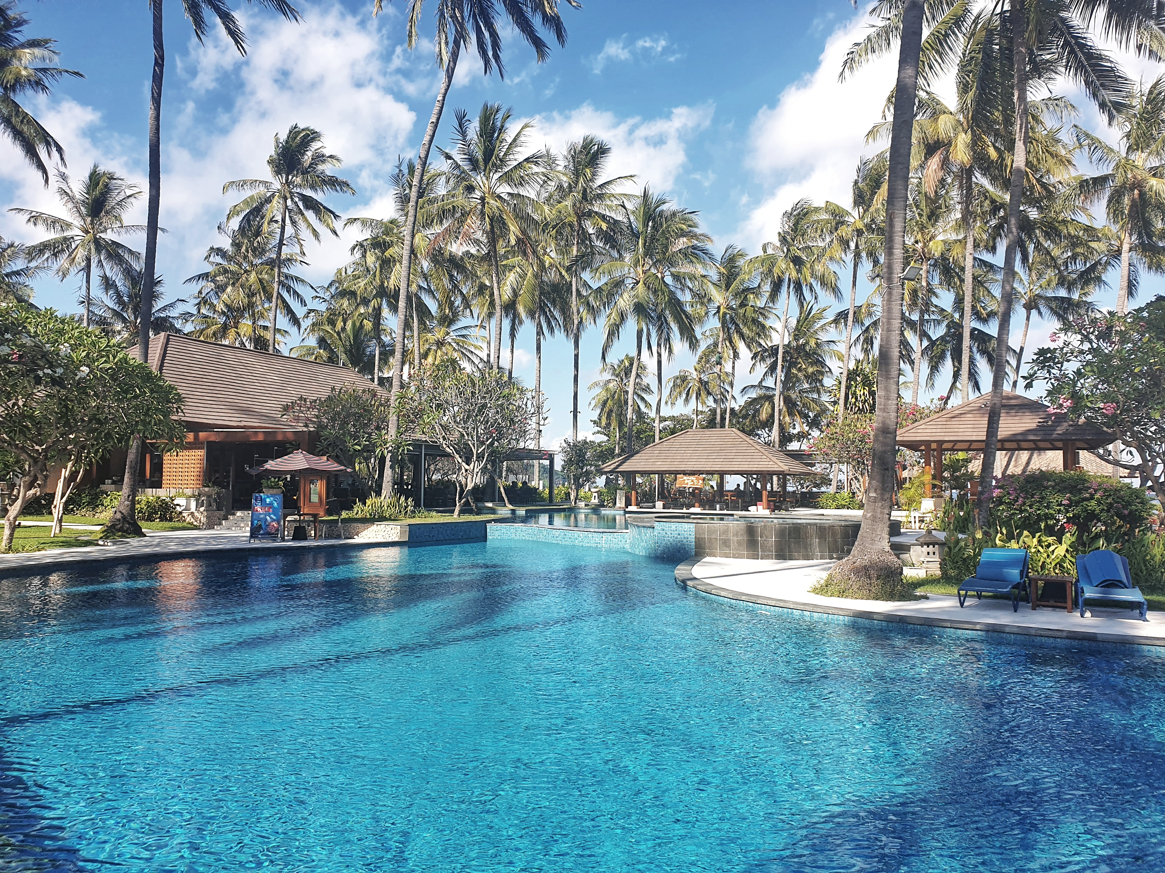 Holiday Resort Lombok, Lombok, Bali, Indonesia