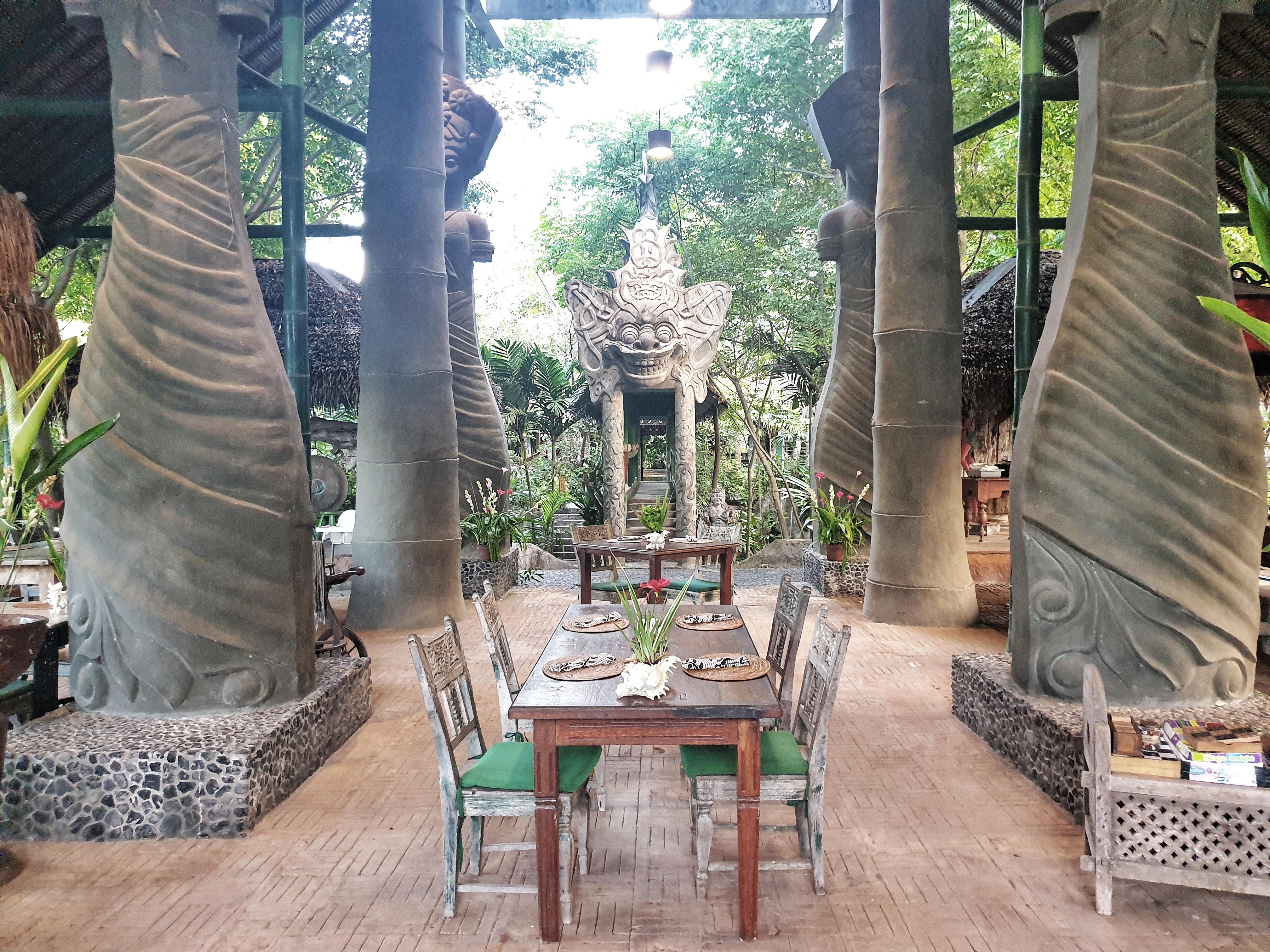 hotel tutu, lombok, bali, indonesia