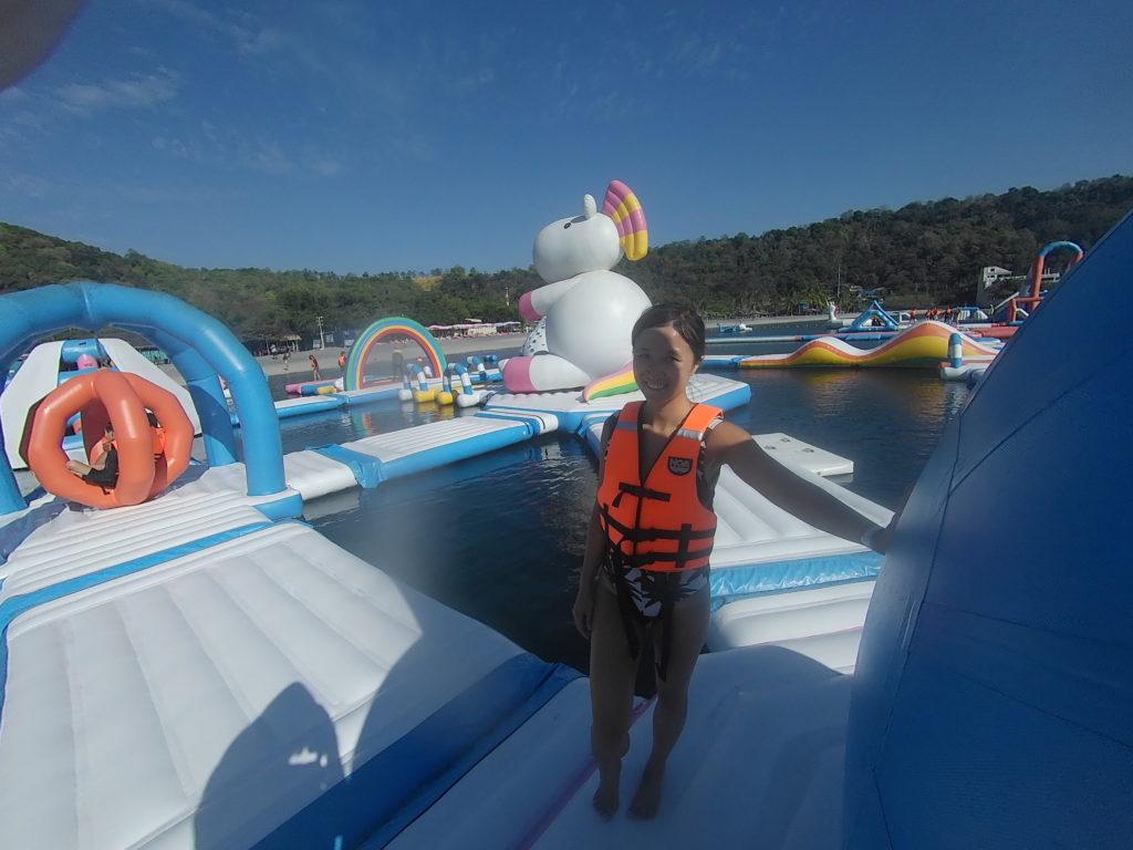 Inflatable Island World, Manila, Philippines