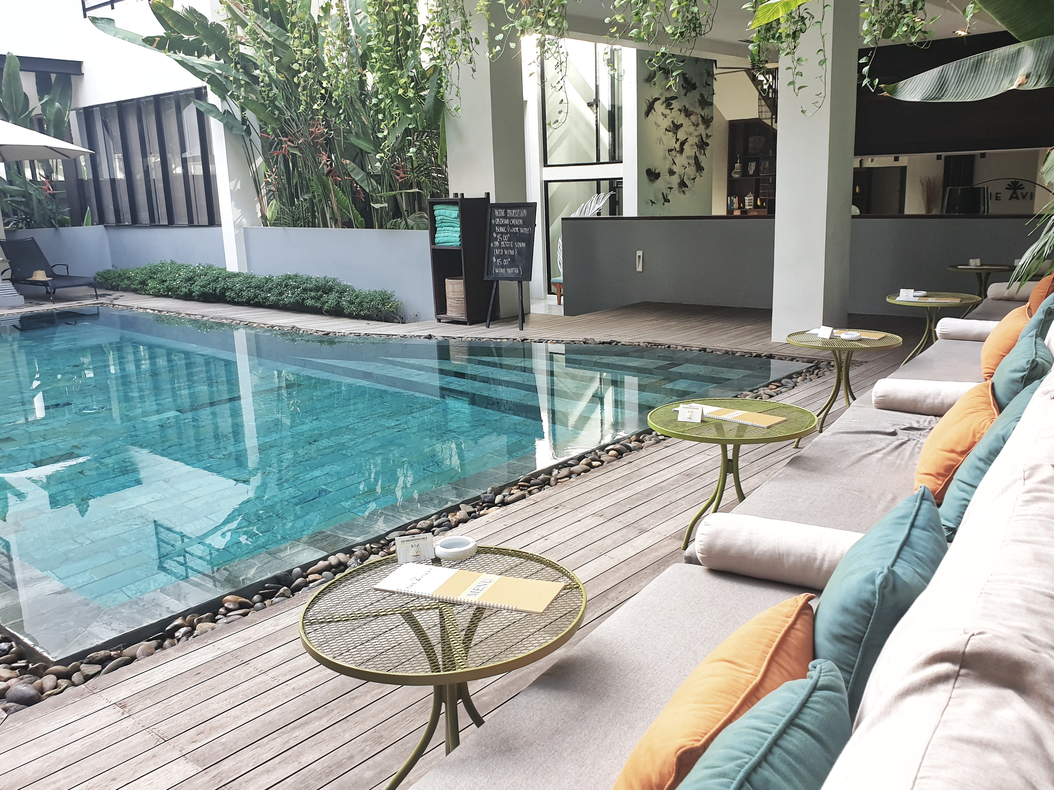 The Aviary Hotel, Siem Reap, Cambodia