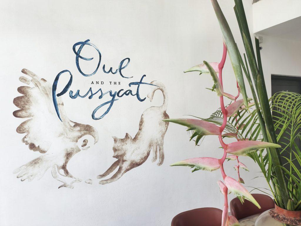 The Owl & pussycat hotel, unawatuna, Sri Lanka