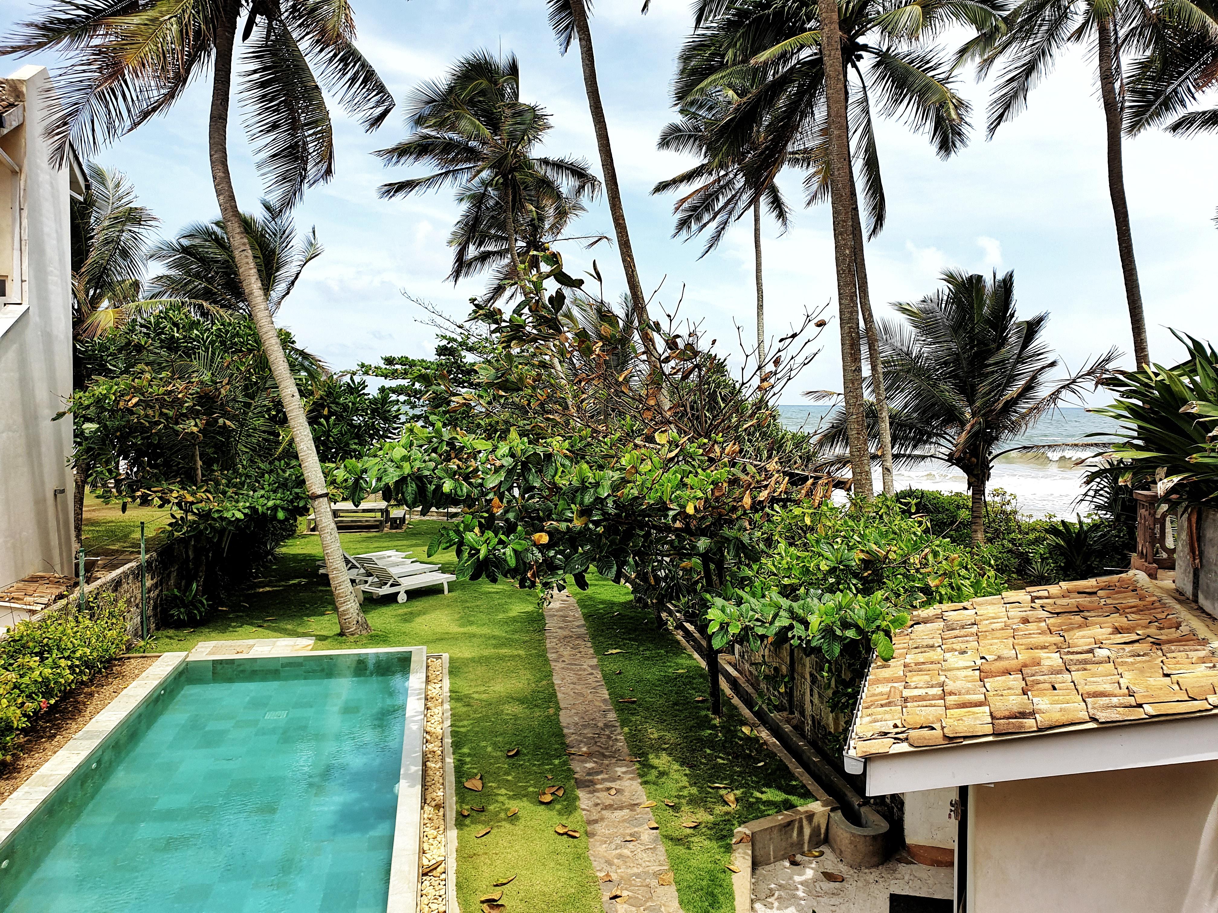 Indie Beachouse, Galle, Sri Lanka