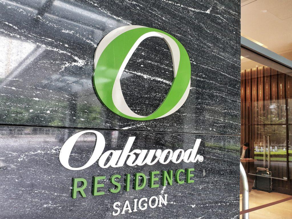 Oakwood Residence Saigon, Saigon, Vietnam