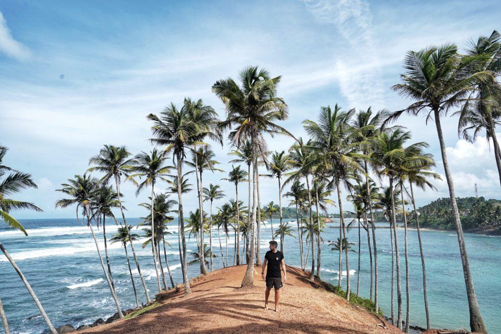 Coconut Hill, Mirissa, Sri Lanka