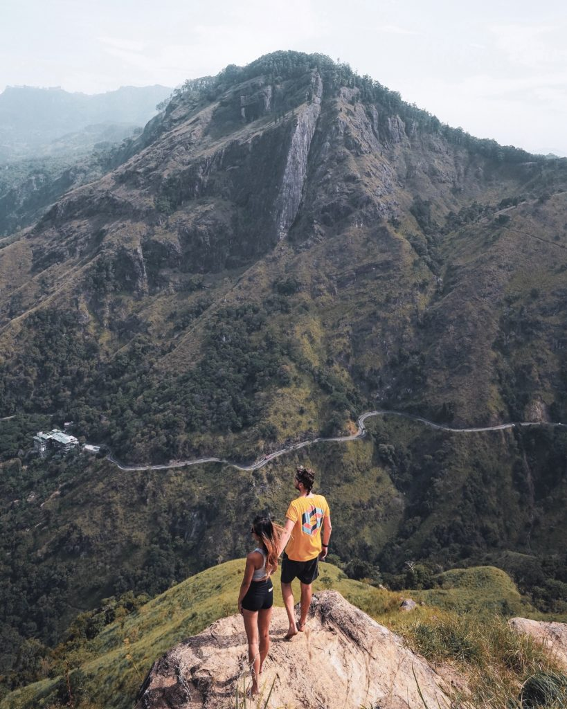 Little Adams Peak, Ella, Sri Lanka