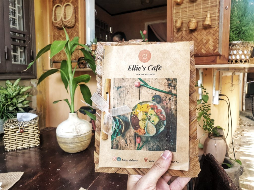 Ellie's Cafe Hoi An, Hoi An, Vietnam