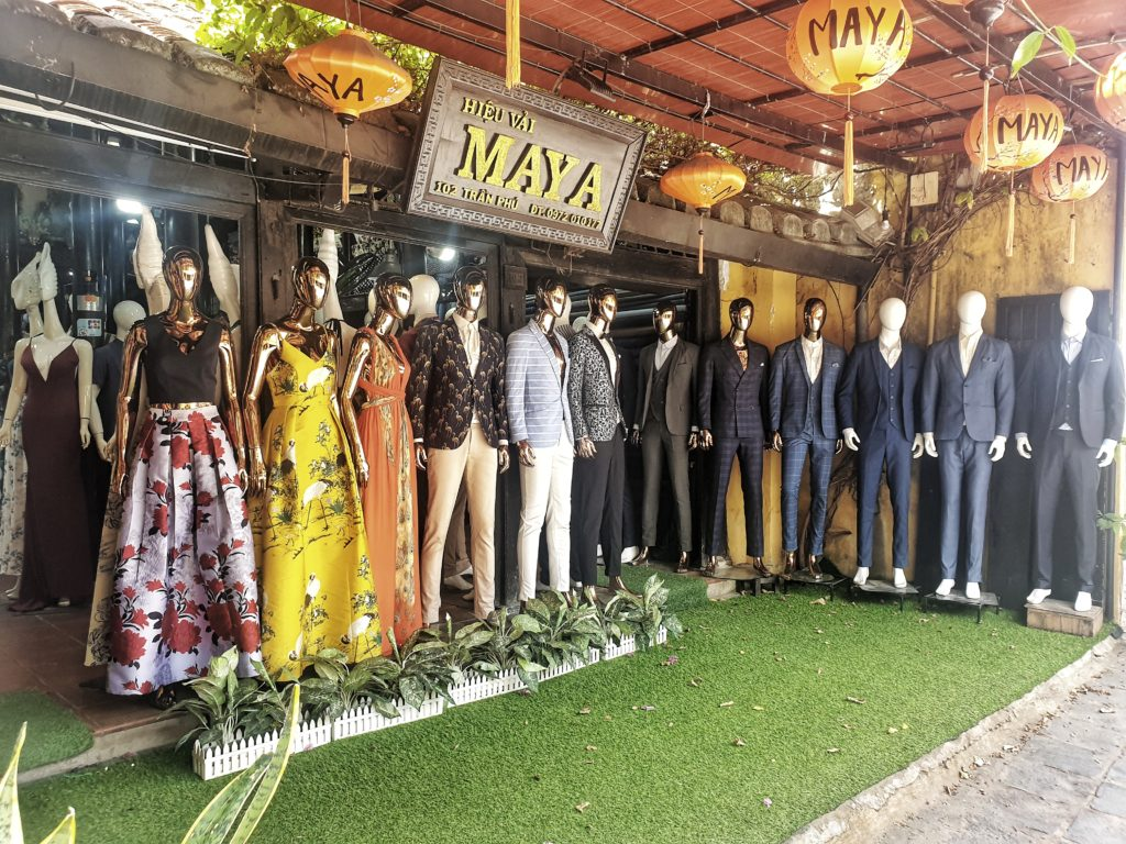 Get a suit made in Hoi An, Hoi An, Vietnam