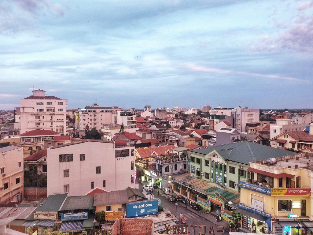 Cycling around Hue, Hue, Vietnam
