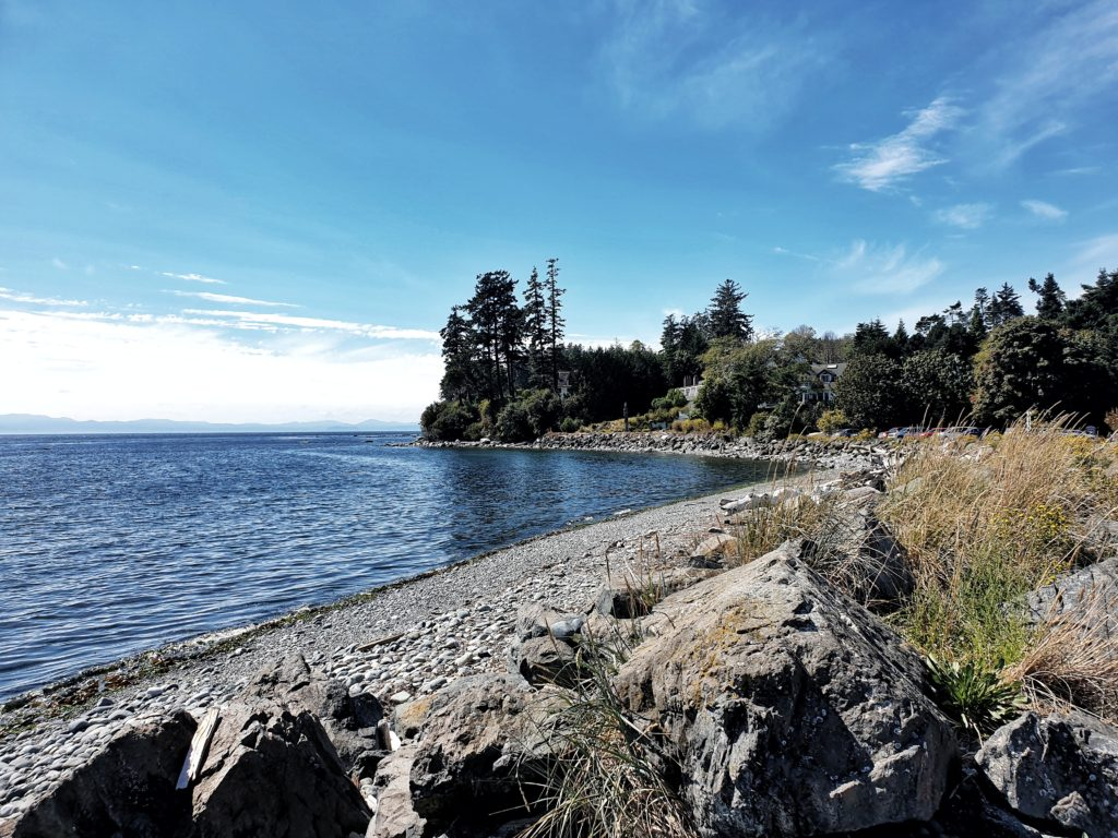 Whiffin Spit, Sooke, Vancouver Island, Vancouver, Canada