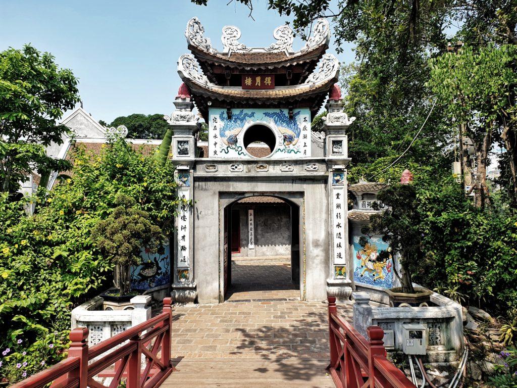 Ngoc Son Pagoda, Hanoi, Vietnam