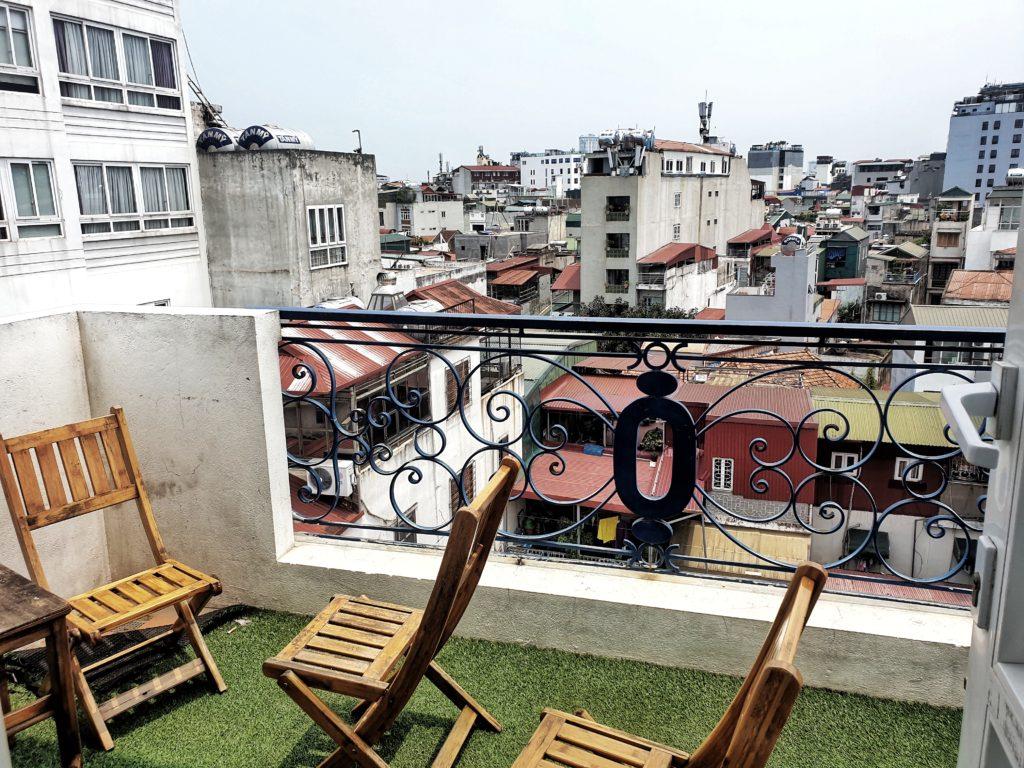 Nexy Hostel, Hanoi, Vietnam
