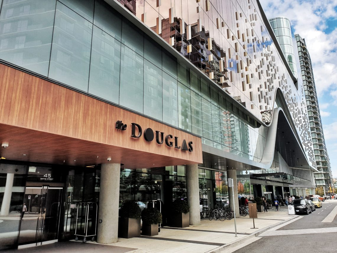 The Douglas Hotel, Vancouver, British Colombia, Canada