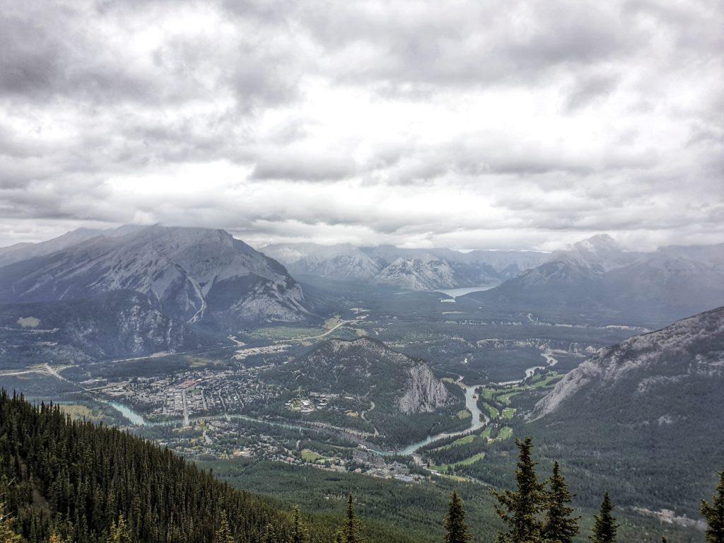 Sulphur Mountain, Banff, Canada