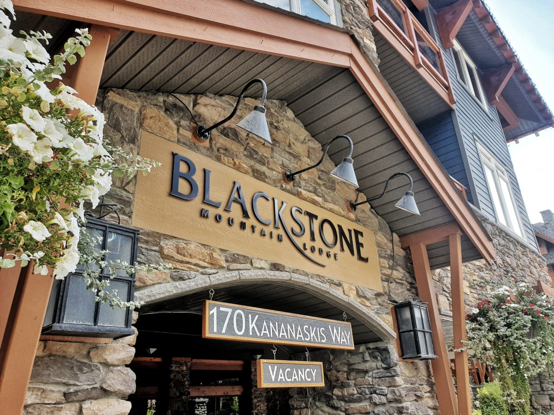 Blackstone Mountain Lodge, Canmore, Canada