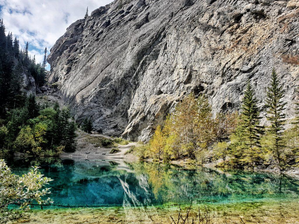 Grassi Lakes, Canmore, Canada