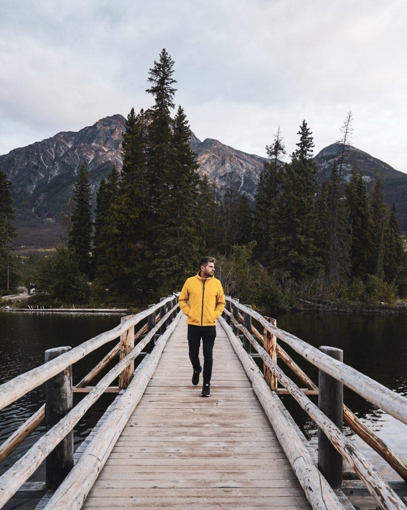 Pyramid Lake, Jasper, Canada