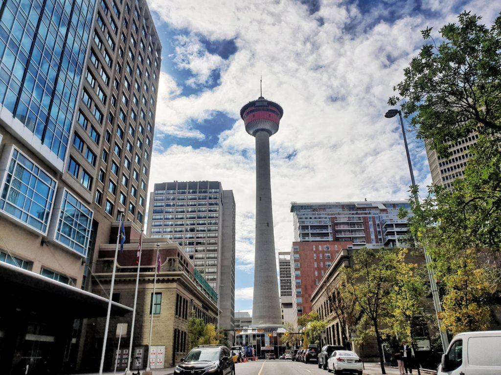 The Calgary Sky Tower, Calgary, Canada
