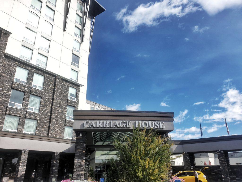 Carriage House Inn, Calgary, Canada