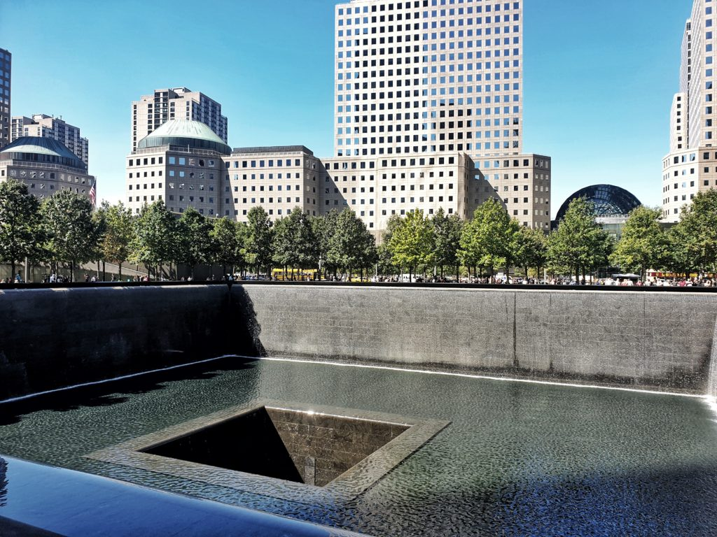 9/11 Memorial, New York, United States