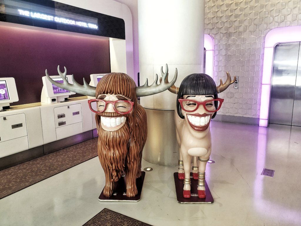 Yotel NYC, Manhattan, New York City, United States