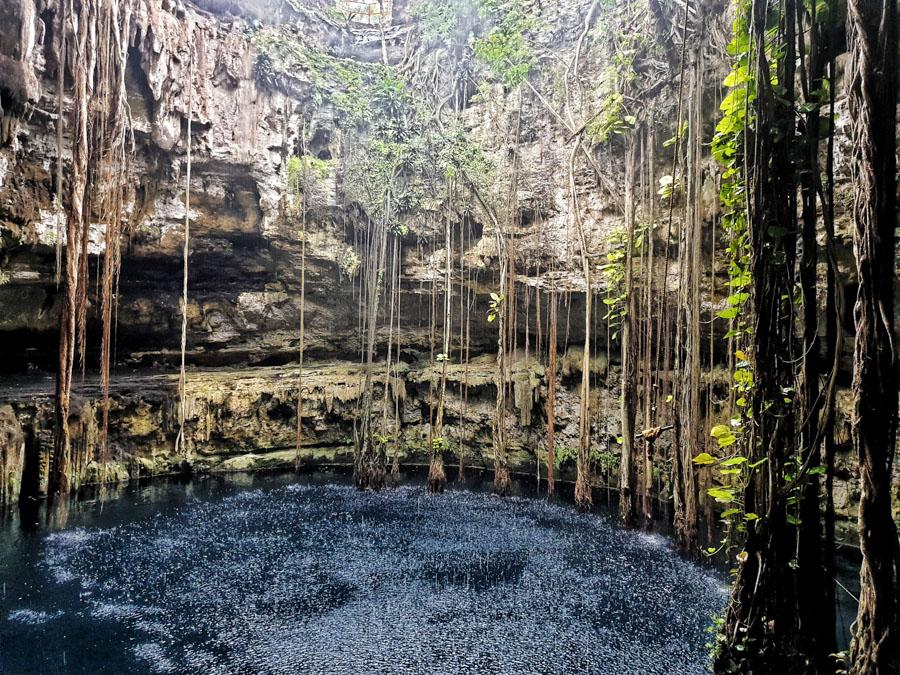 Cenote, Chichen Itza, Mexico