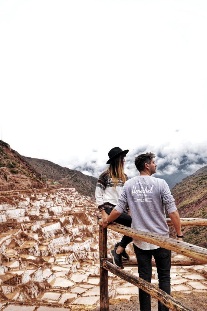 maras salt mines, Cusco, peru