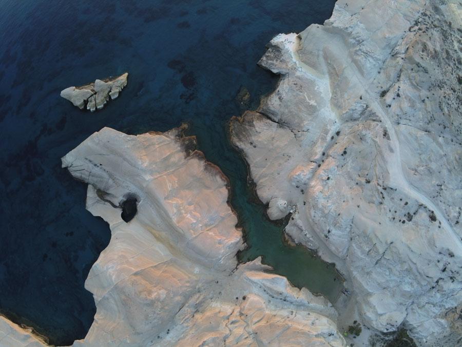 Coastline-Volcanic-Greece