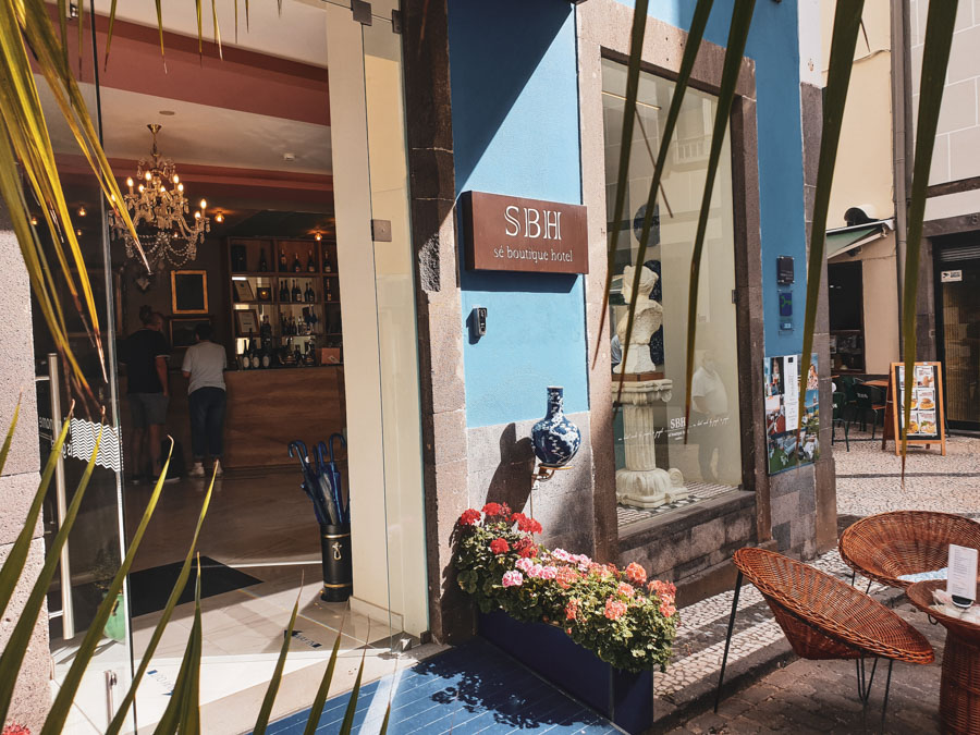 Se Boutique Hotel, Funchal, Madeira, Portugal